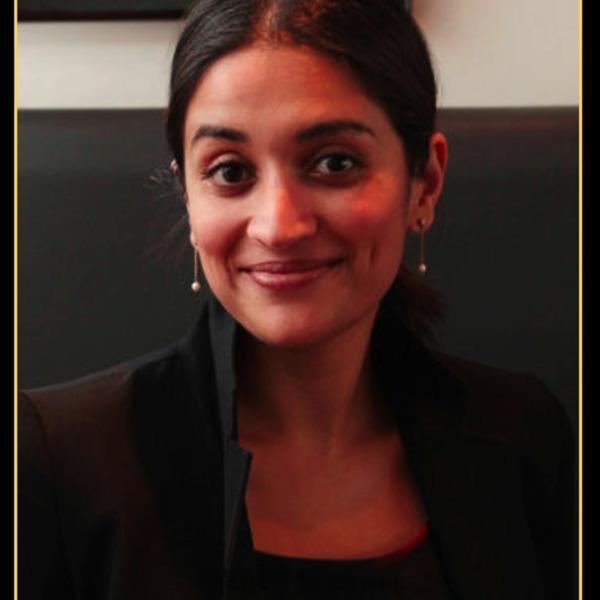 Priya desai  headshot